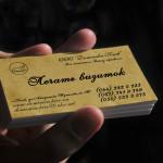 Печать визиток 1000шт Киев 2016